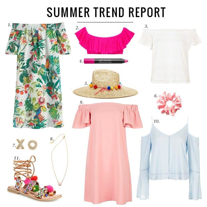 SUMMER TREND REPORT