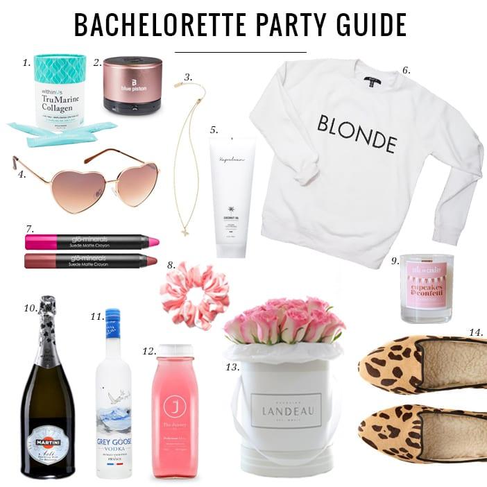 bachelorette party guide