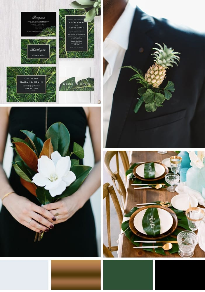 wedding-colour-scheme-tropical