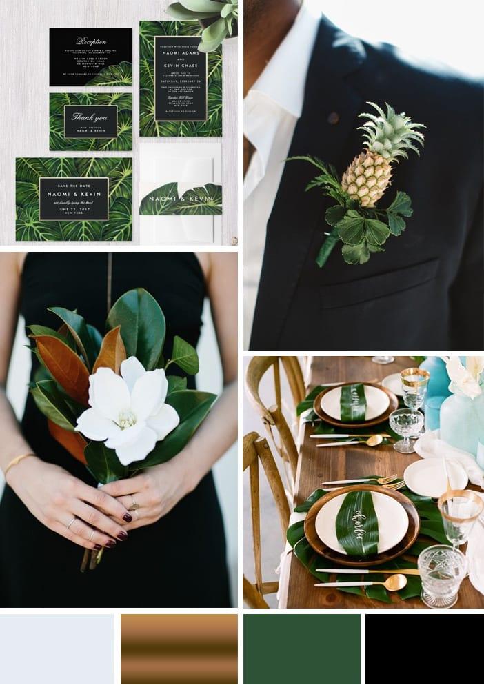 wedding-colour-scheme-tropical