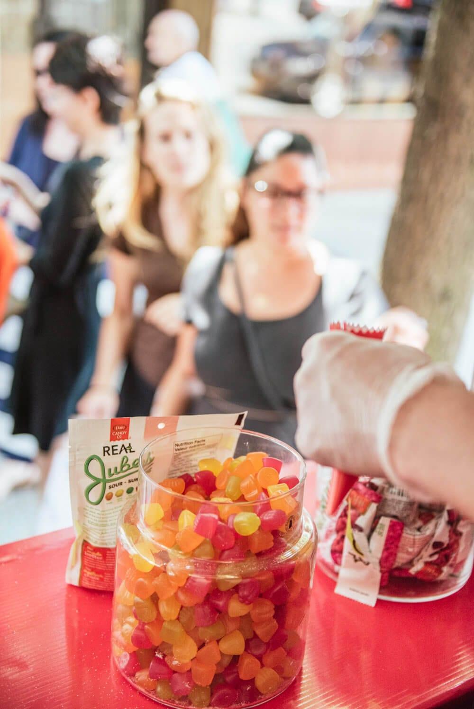 Dare Candy Truck w Jillian Harris