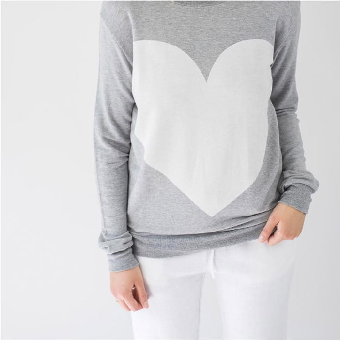 JHforPRIV-Big-Heart-On-Sweater