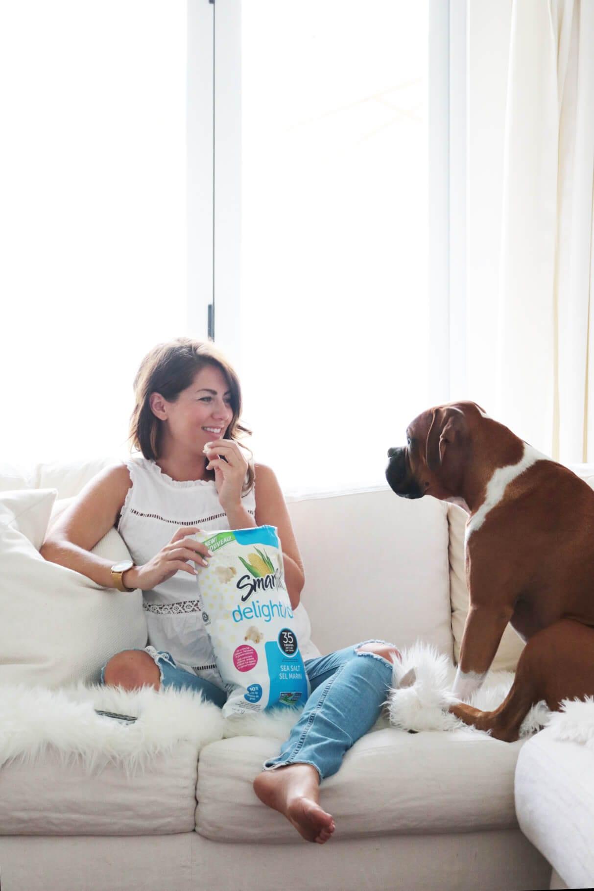 Jillian-Harris-Eating-Smart-Pop-Popcorn-1