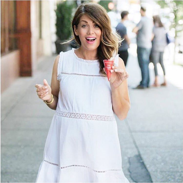 Jillian-Harris-JHforPRIV-white-dress