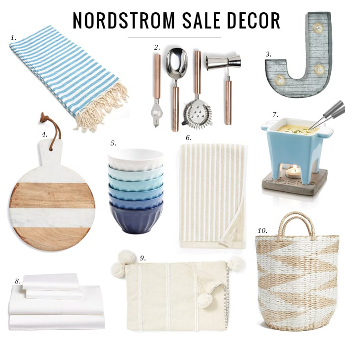 NORDSTROM ANNIVERSARY DECOR SALE