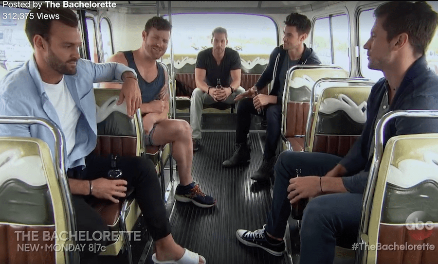 The bachelorette recap of all of the guys
