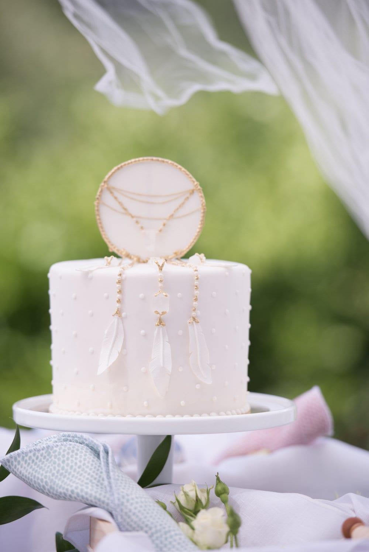 Jillian Harris Baby Shower Cake
