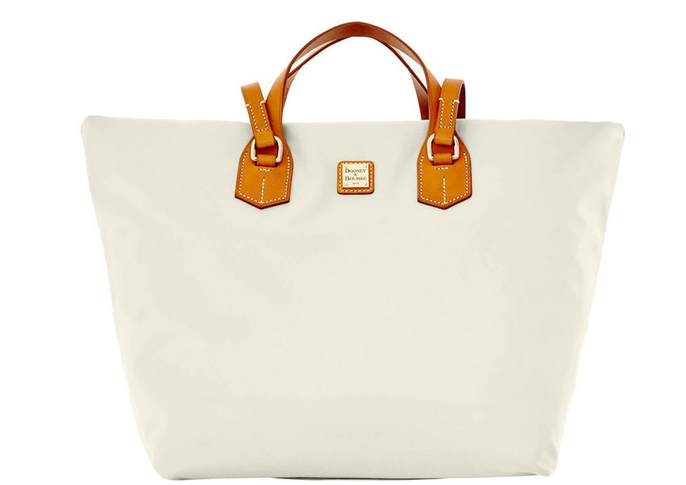 Dooney and Boorke large tote - hospital bag
