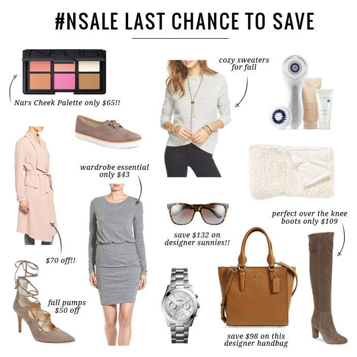 Nordstrom Anniversary Sale Last Chance To Save