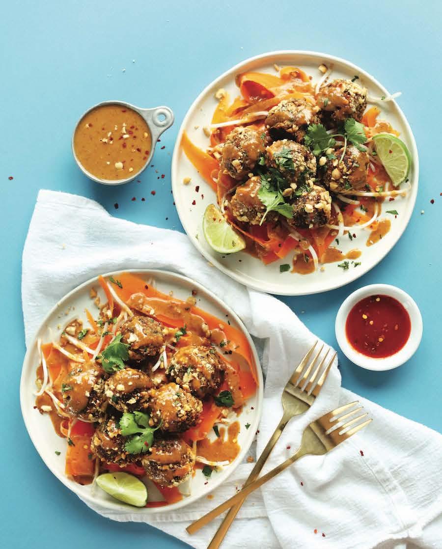 Thai Quinoa Meatballs copy