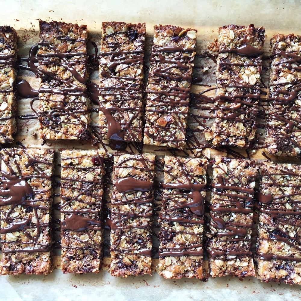 chocolate-oat-bars