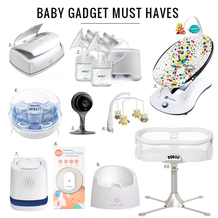 Baby Gadget Must Haves Jillian Harris