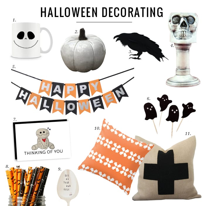 halloween-decorating