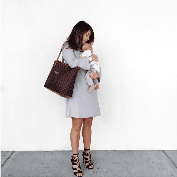 Jillian and Leo Barrington Diaper Bag