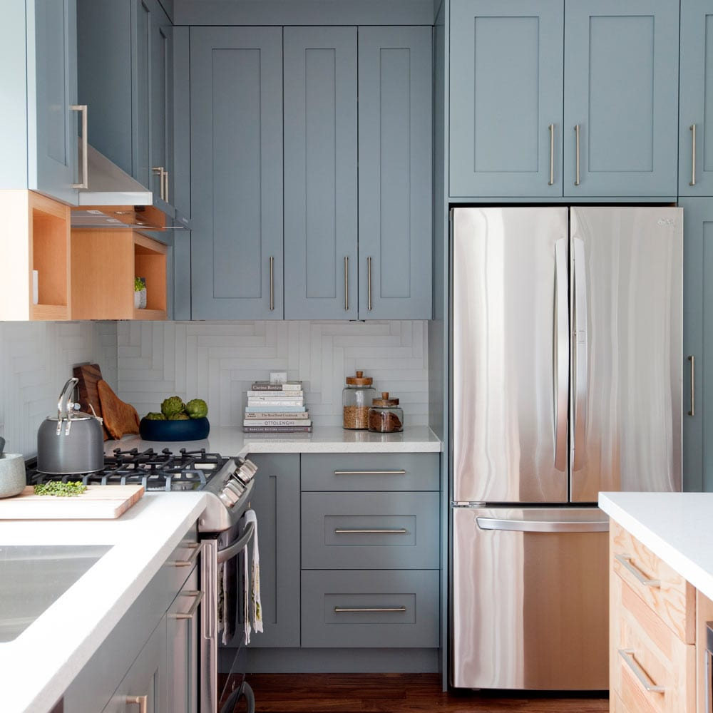 Vancouver Kitchen Cabinets: Love It Or List It Vancouver: David & Jane
