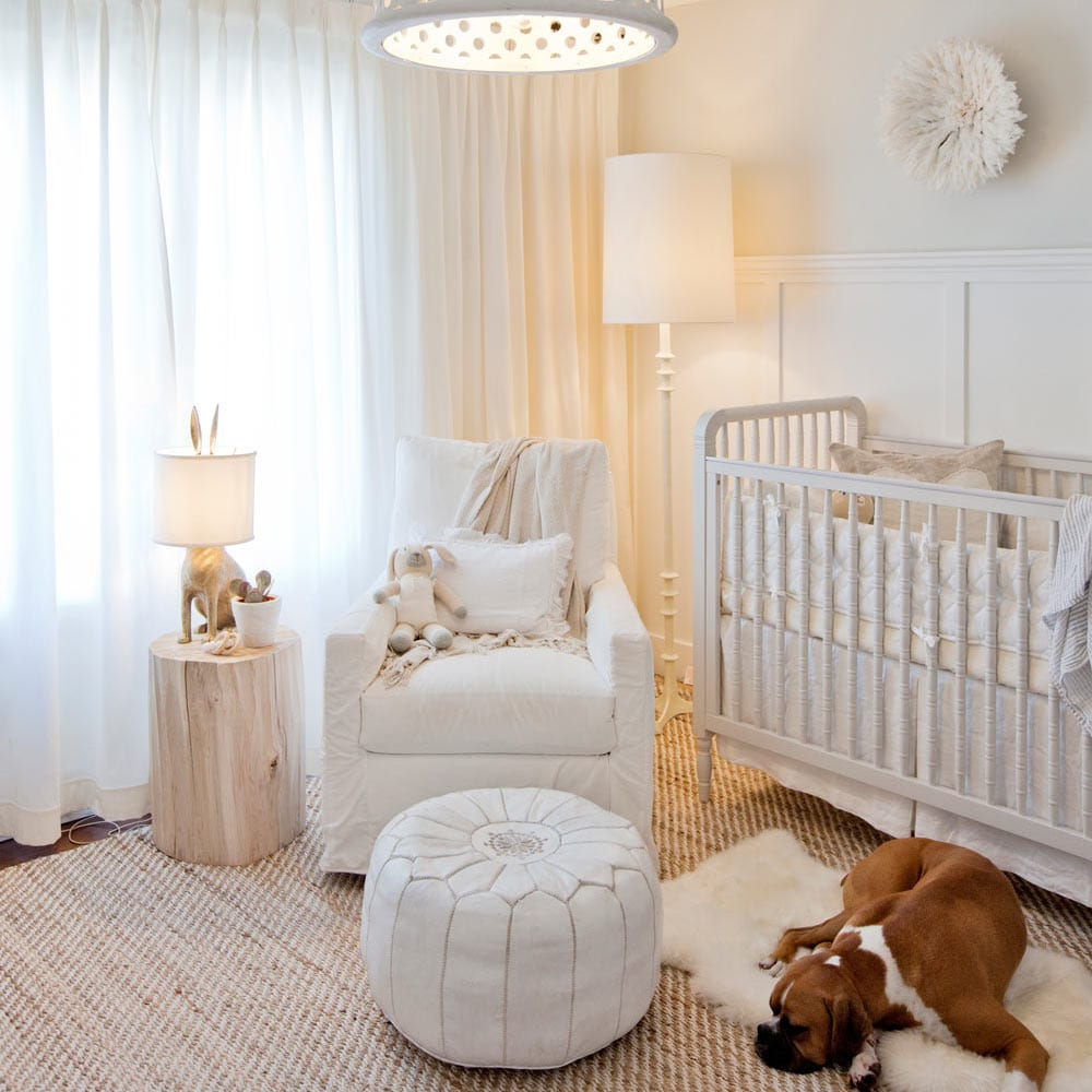 Lighting Leos Nursery Jillian Harris
