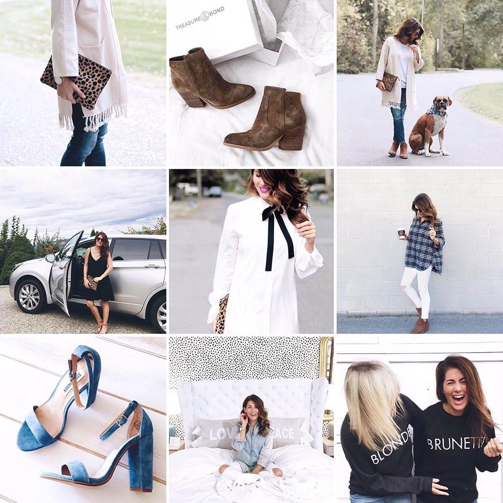 jillian harris-fashion-round-up week in my closet