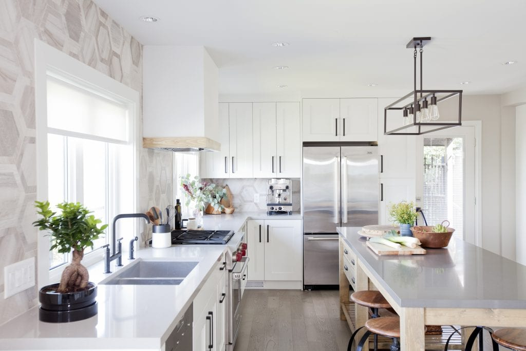 Love it or list it vancouver ellie davey jillian harris for Jillian harris kitchen designs