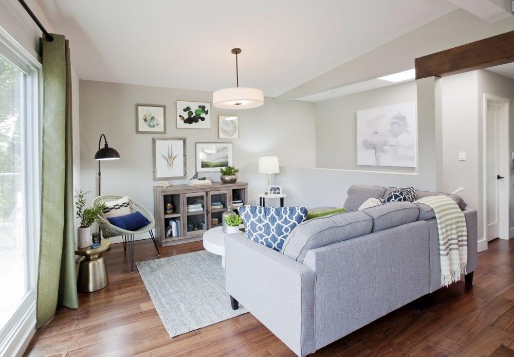 Lolv ep4087 after living room 1 jillian harris for Hgtv decorating tips living rooms