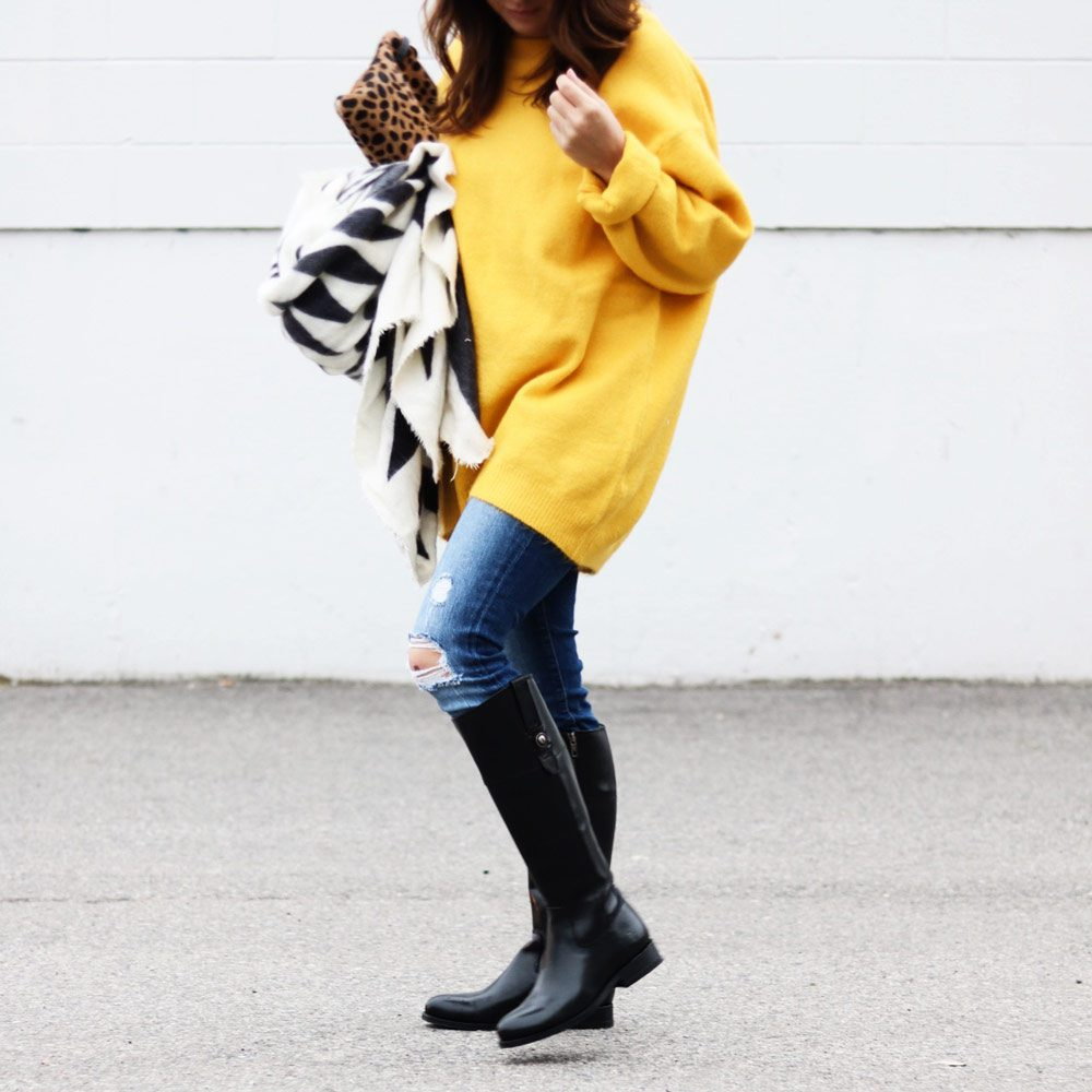 yellow-and-black-outfit