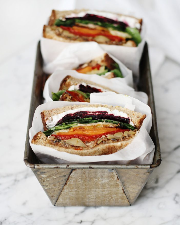 veggie-sandwiches