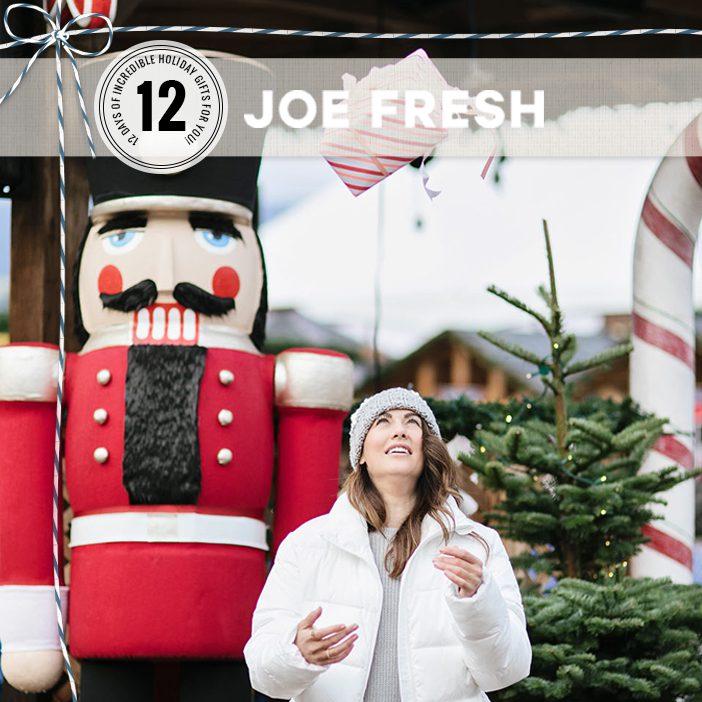 Day 12: Jilly\'s 12 Days Of Christmas - Jillian Harris