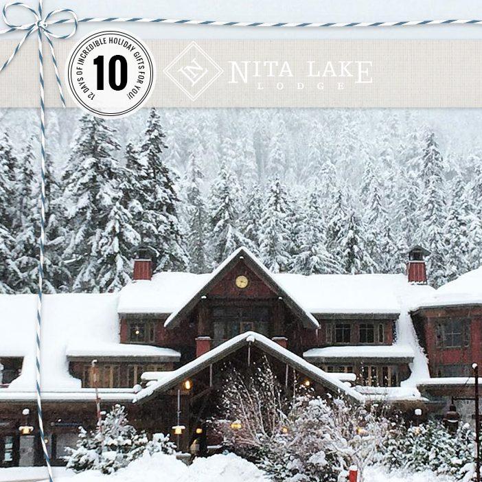 Christmas At The Lake: Day 10: Jilly's 12 Days Of Christmas