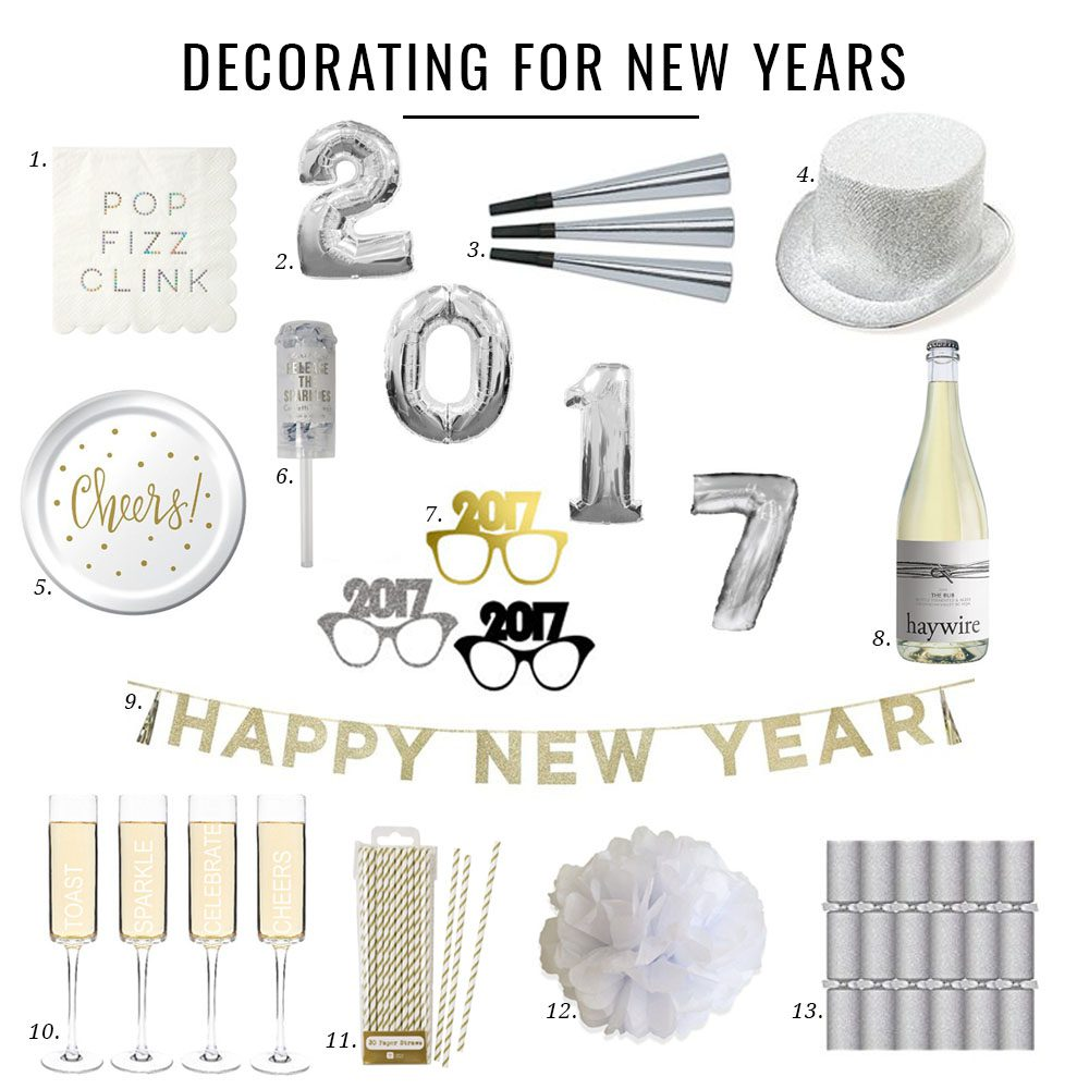 decorating-for-new-years-on-a-budget
