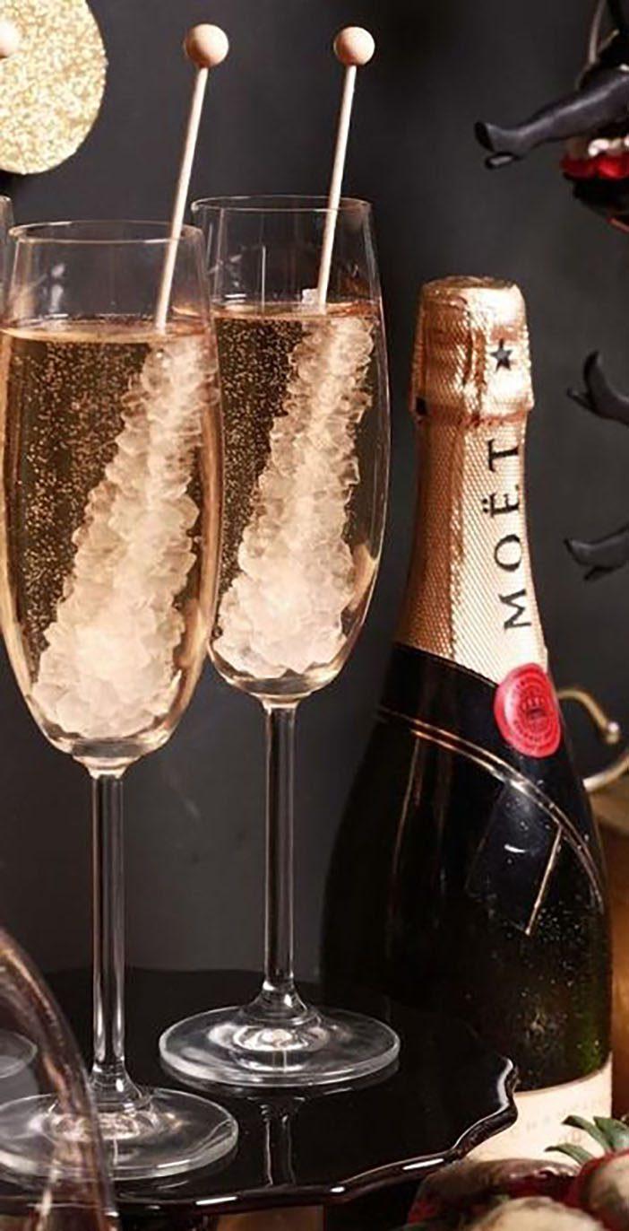 The Perfect New Years Cocktail - Jillian Harris