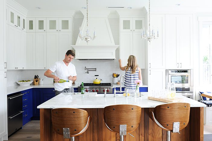 Renovation series kenny gemmill 39 s family home jillian for Jillian harris kitchen designs
