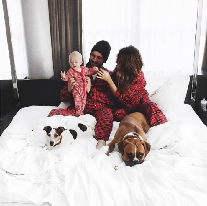 jillian-harris-leos-first-christmas-5