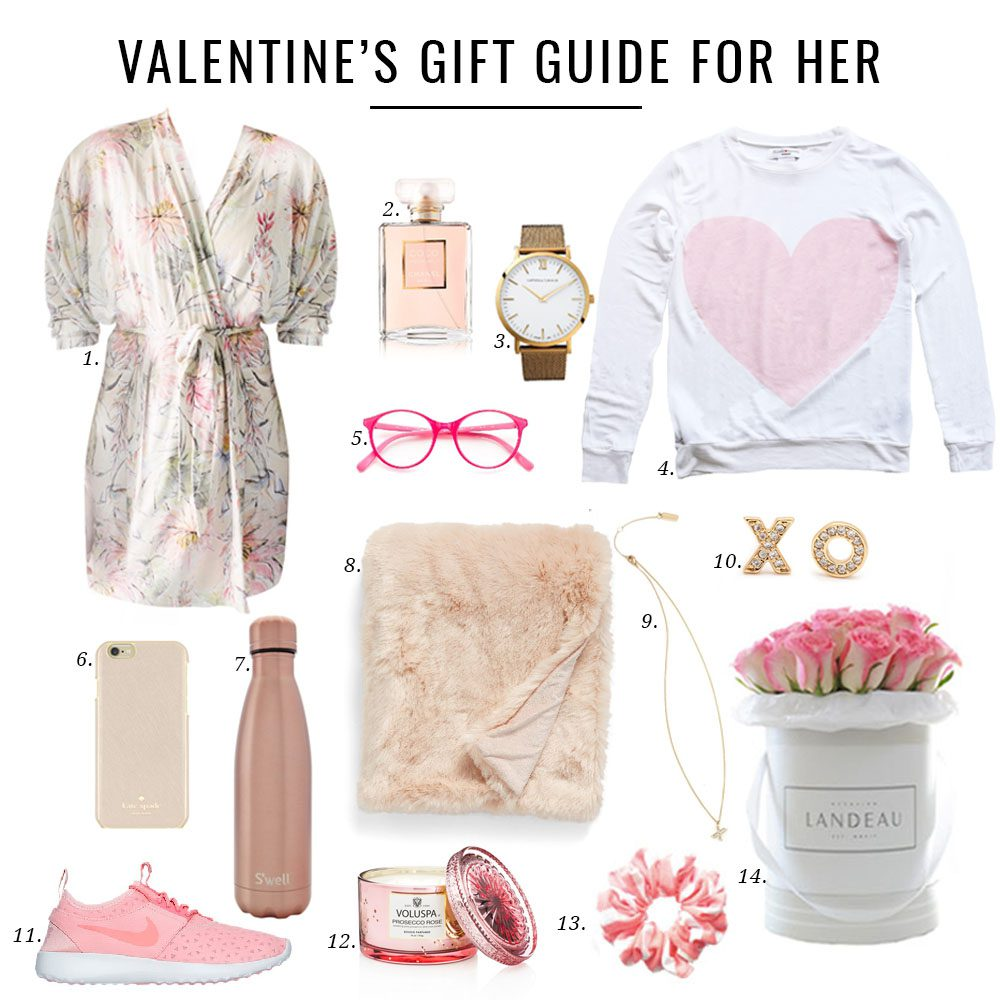Valentine s gift guide for her jillian harris bloglovin 2017 gift ideas for her