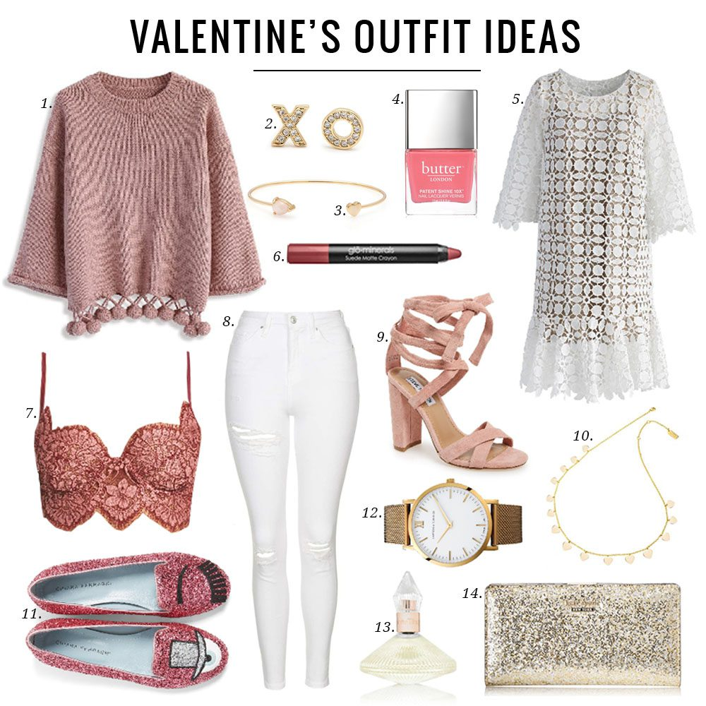 Valentine's Day Outfit Ideas For Any Date - Jillian Harris
