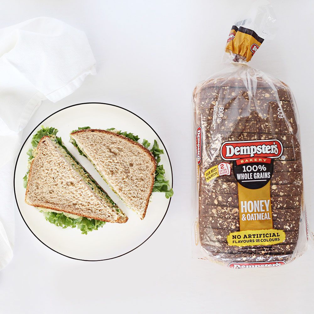 plant based dempsters-toona-sandwich