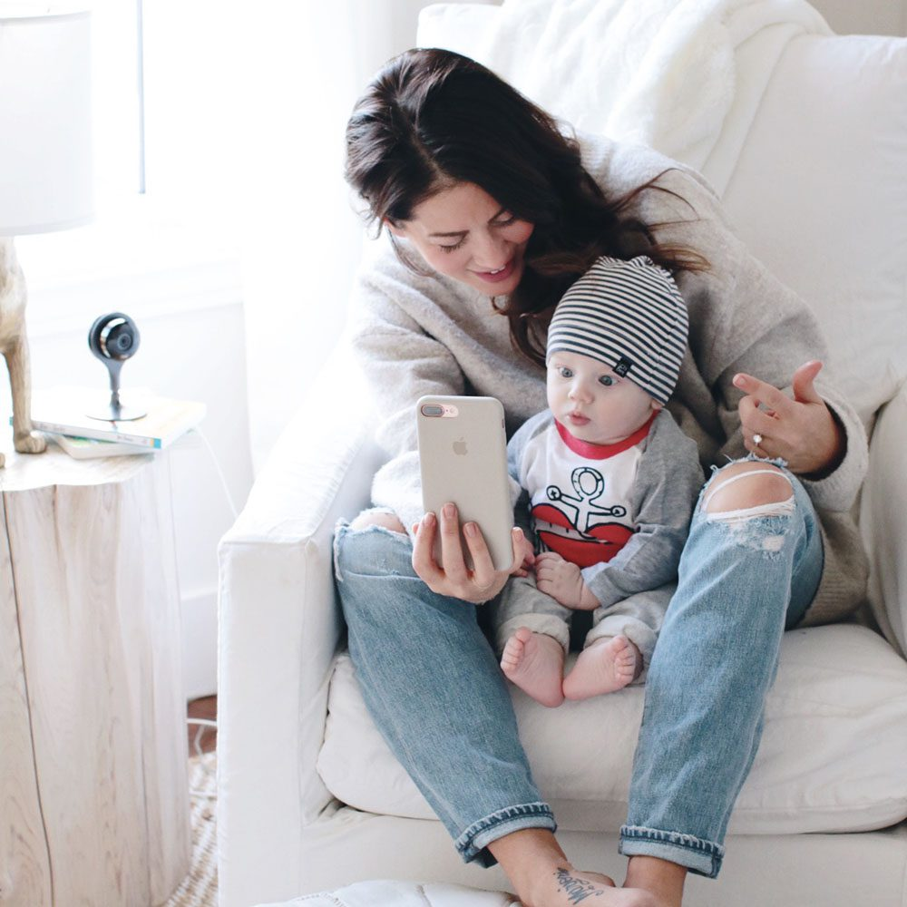 jillian-harris-how-to-stay-connected-best-buy
