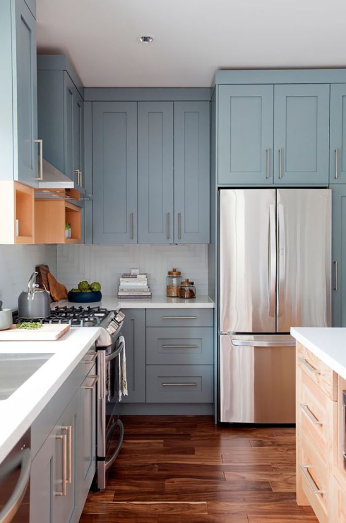 The End Of An Era No More White Kitchens Jillian Harris