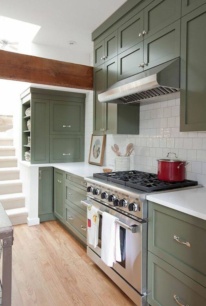 The end of an era no more white kitchens jillian harris for Jillian harris kitchen designs