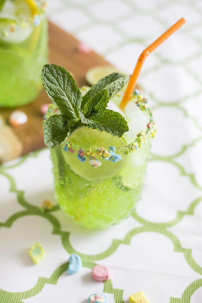 Jillian Harris - St. Patricks Day Cocktails-7