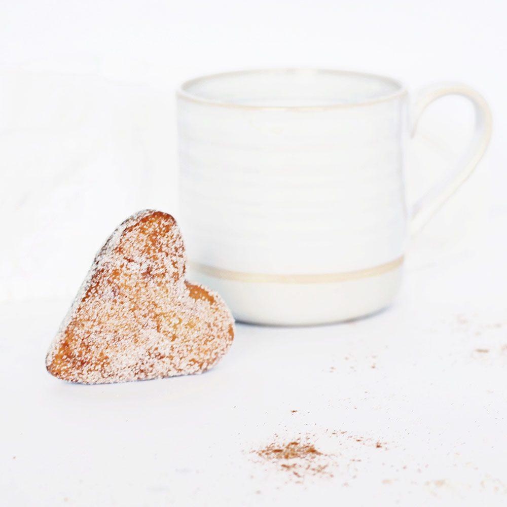 Vegan Heart Donuts Recipe