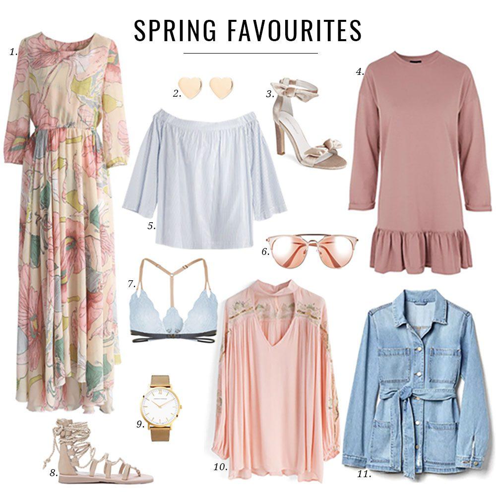 spring-favourites