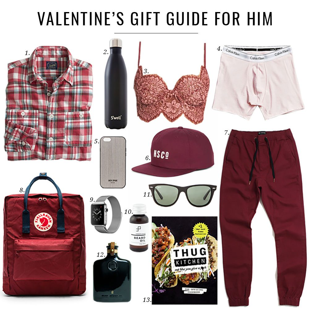 Valentine s gift guide for him jillian harris bloglovin Best valentine gifts for him