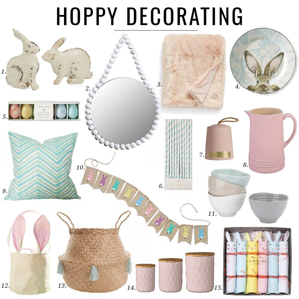 Ideas Designs And Tips For The Perfect: 5 Tips To Perfect Easter Decor: Hoppy Decorating