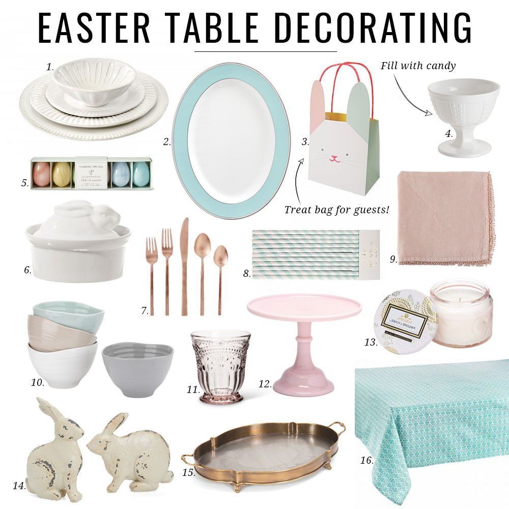 Easter Table Decorating 101