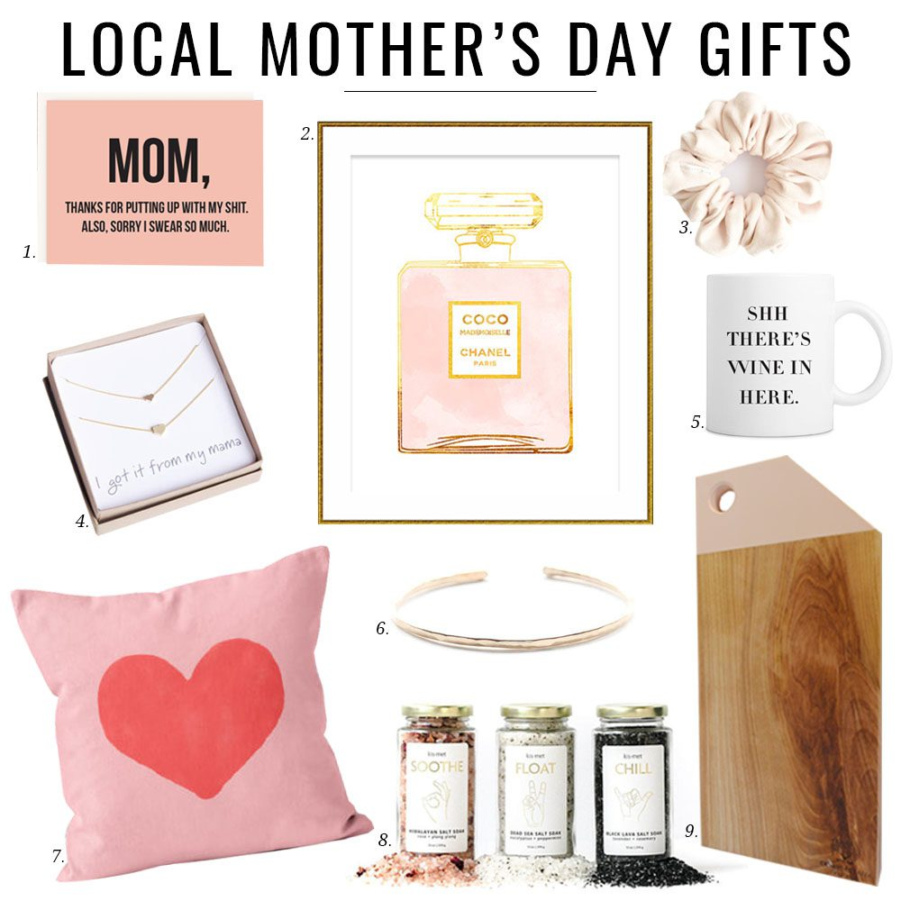 Jillian Harris Esty Mothers Day Guide
