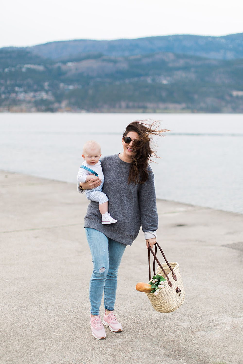 Jillian Harris - Boss Moms - Nike-5