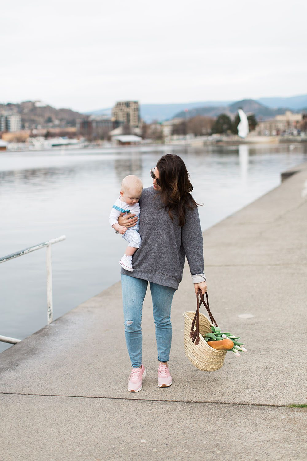 Jillian Harris - Boss Moms - Nike-6