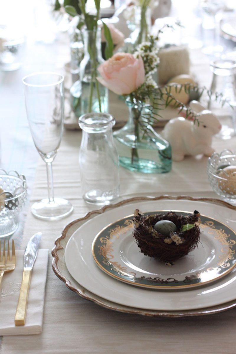 Jillian Harris - Easter Dinner Decor-2