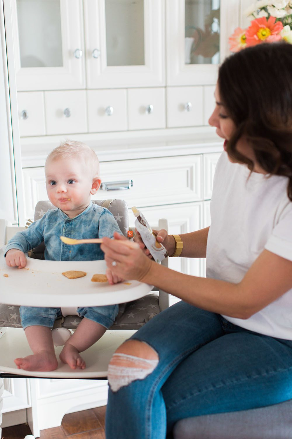 Jillian Harris - Leo Eating Solids-12
