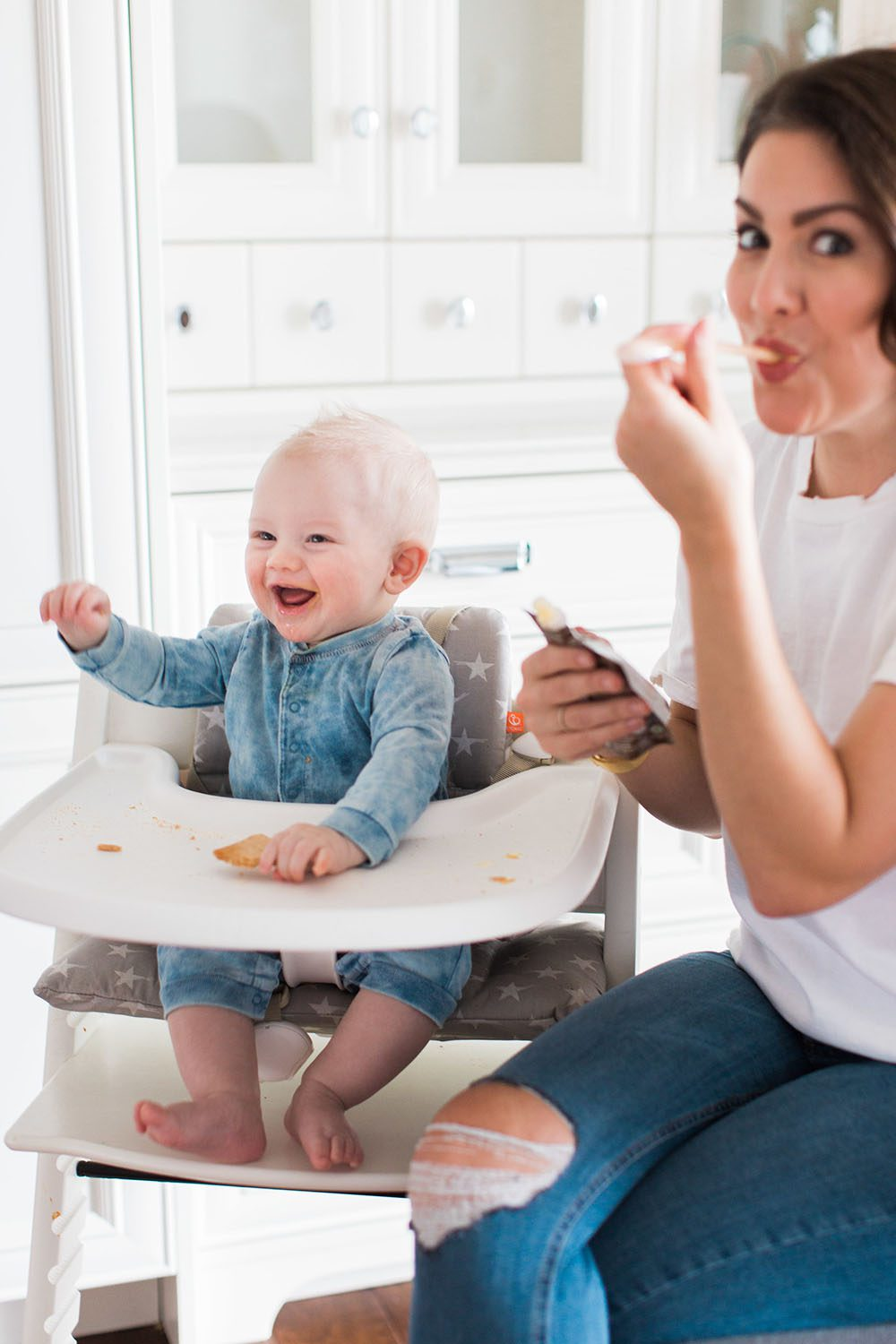 Jillian Harris - Leo Eating Solids-13
