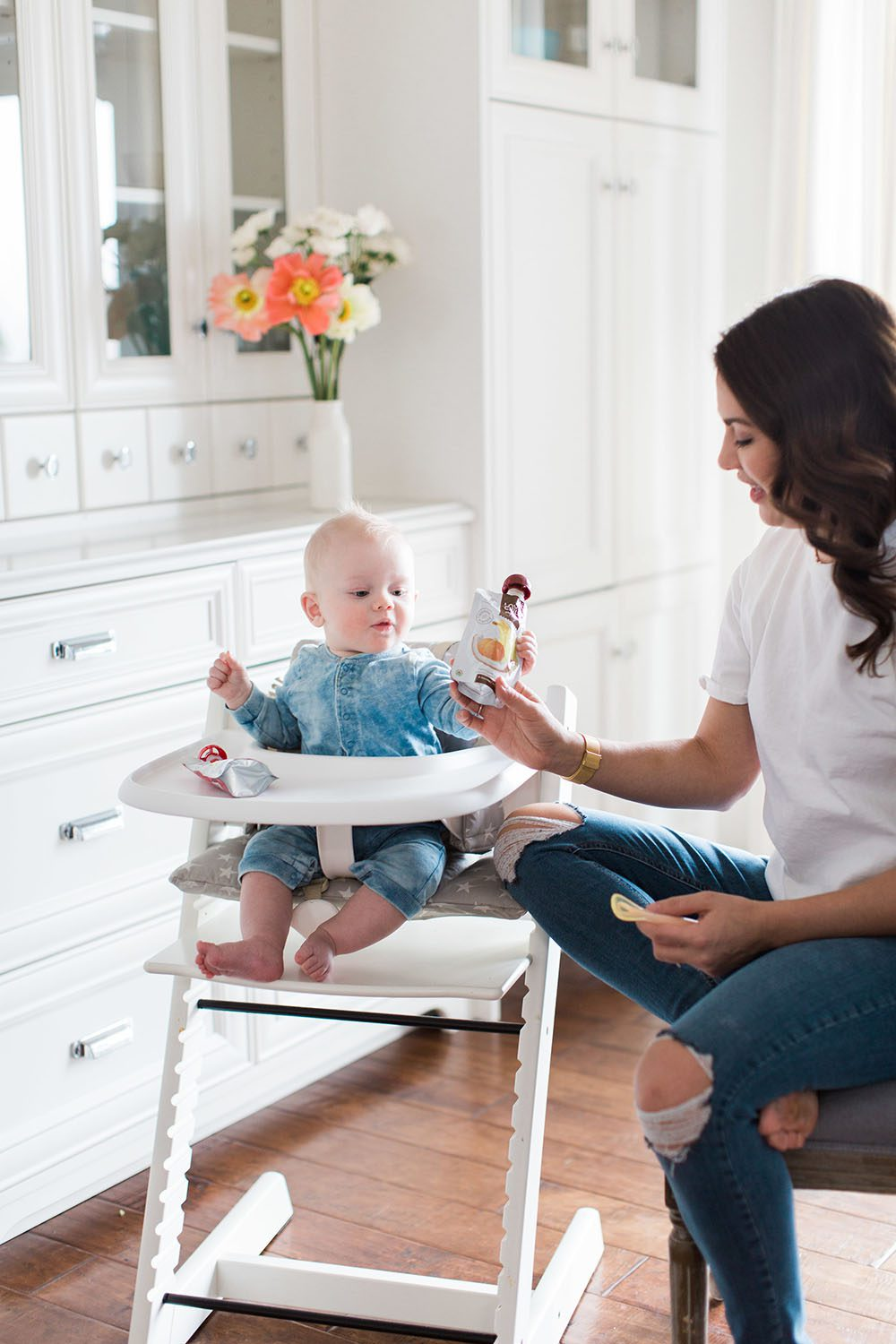 Jillian Harris - Leo Eating Solids-17